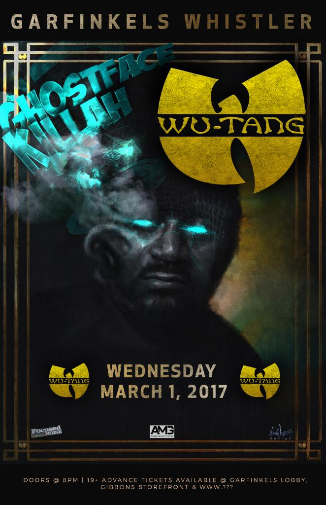 Ghostface Killah (Wu-Tang) live @ Garfinkel's Whistler